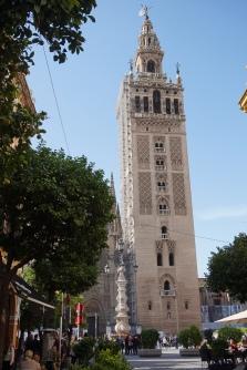 Foto Sevilla Giralda